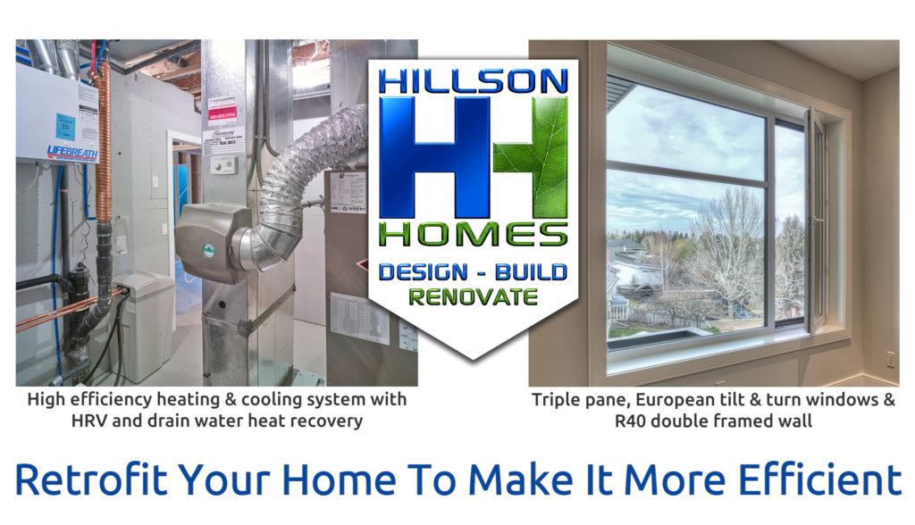 Home Energy Retrofits